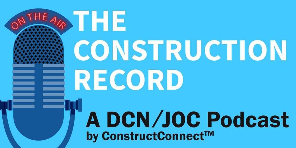 Construction Record Podcast Interview