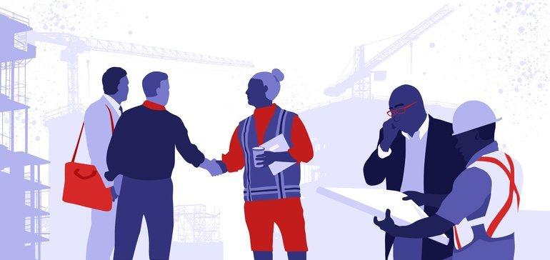 Effective diversity programs in construction